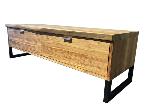 INDUSTRIAL drawer bench
