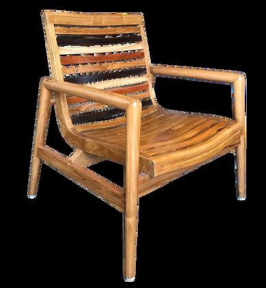 CHECKER lounge chair