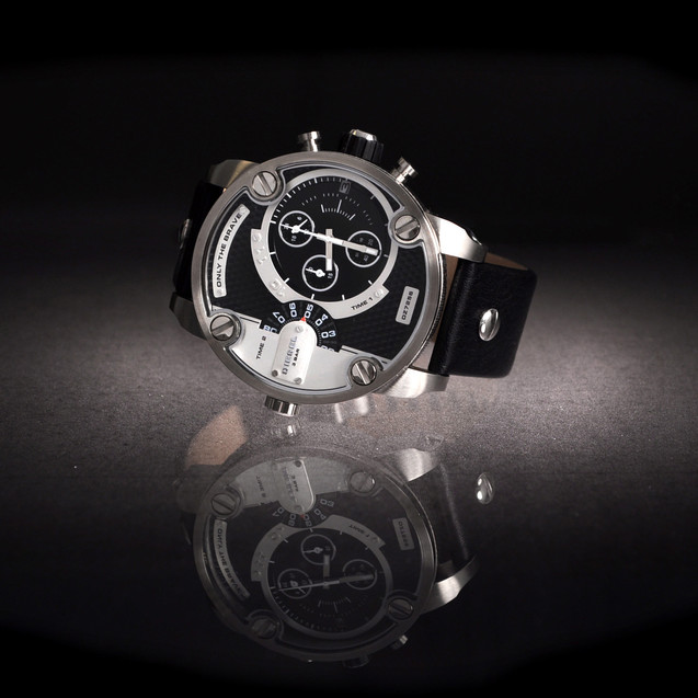 Diesel Watch, product photography.jpg