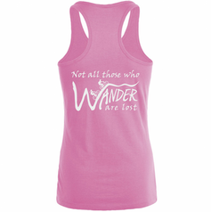 "Tank Top ""Wander"" Collection Women"