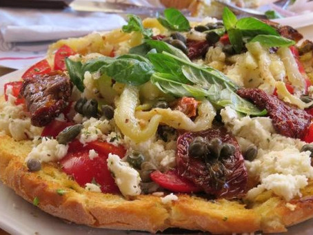 The Best Typical Sicilian Food
