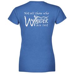 """T-Shirt """"Wander"""" Collection Women"""