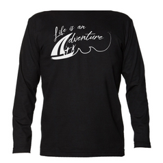 """Long Sleeve Shirt """"Adventure"""" Collection"""