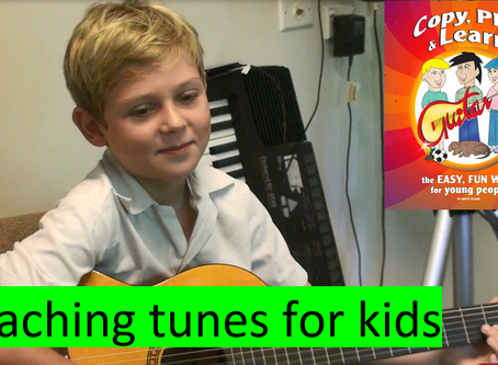 Tunes for Guitar Kids