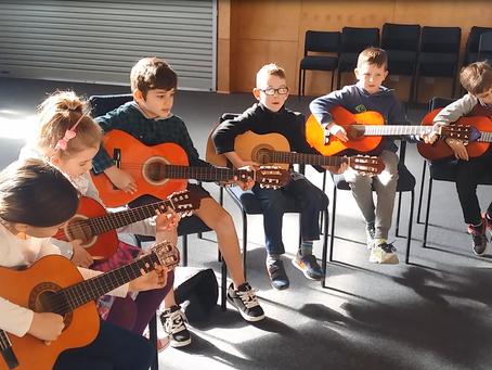 How I got more guitar students!
