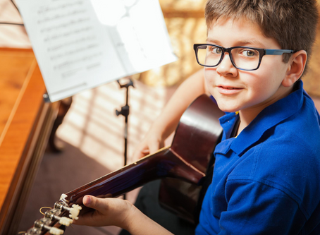 If children are better visual learners, then why the importance of learning to read music?