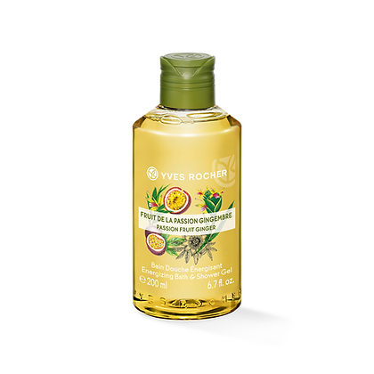 Bain Douche Fruit de la Passion Gingembre - 200 ml