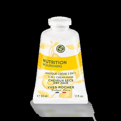 Mini Masque Crème 2en1 Nutrition - 35 ml