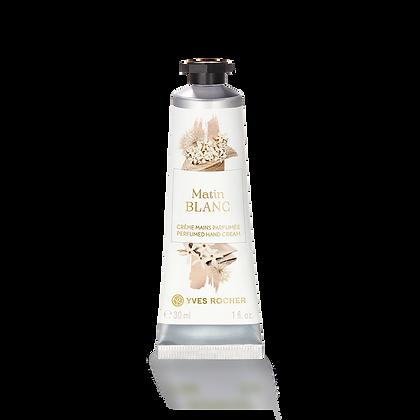 Crème Mains Matin Blanc - 30 ml