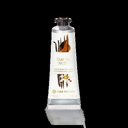 Crème Mains Cuir de Nuit - 30 ml