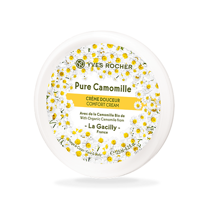 Crème douceur visage & corps - 125 ml