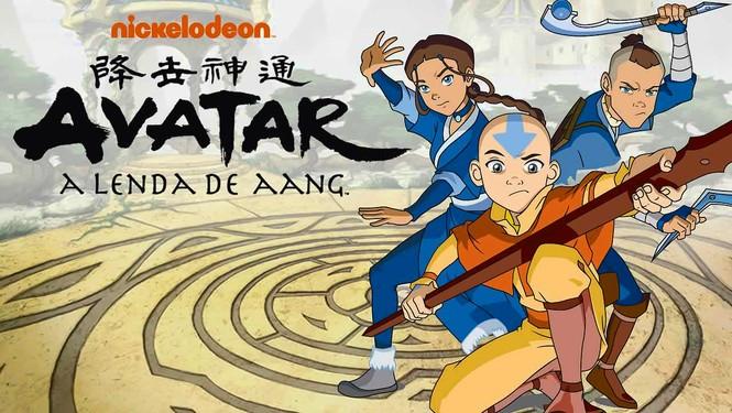Falando Sobre Avatar A Lenda De Aang