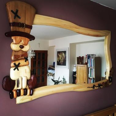 Fashion ninja zrcadlo