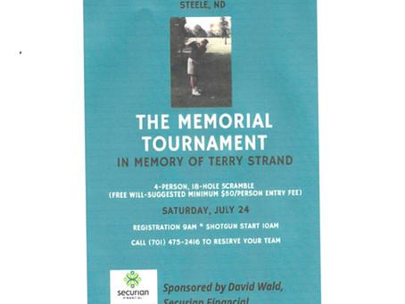 Memorial Tournament