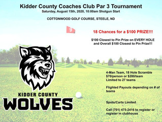 KC Coaches Club Par 3 Tournament