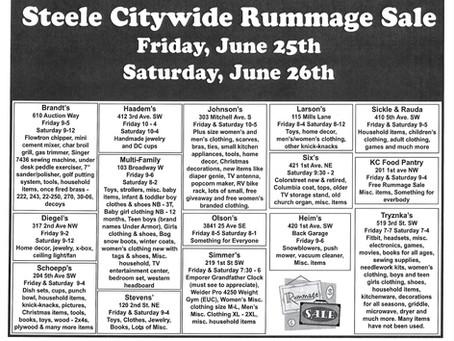 City-Wide Rummage Sale