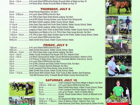 4-H Achievement Days & Youth Livestock point Show