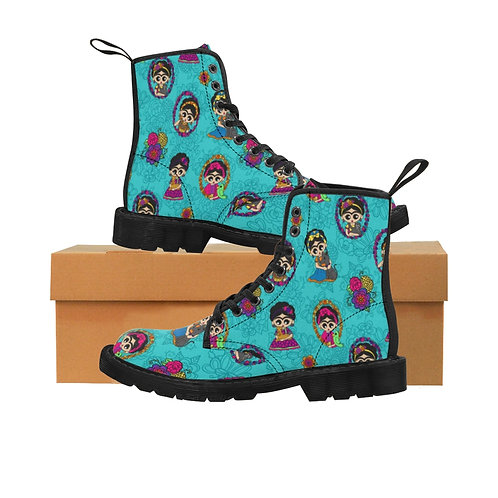 Little Animal Friends Women's Martin Boots