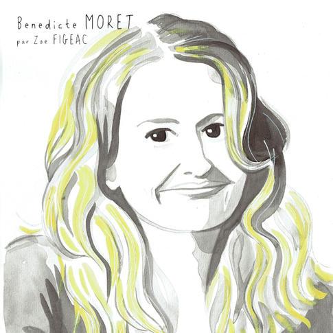 Bénédicte Moret