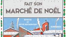 Marché de Noël à Monoblet !