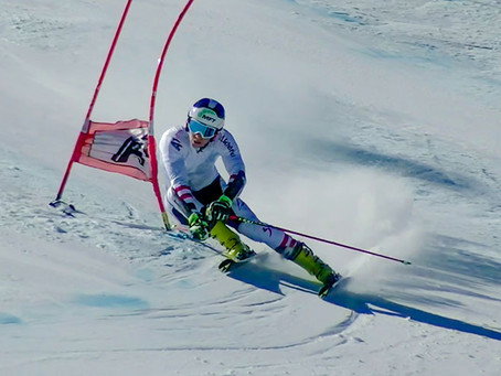 First Giantslalom Worldcup!