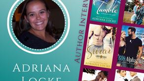 Adriana Locke's Interview
