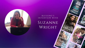 Suzanne Wright's Interview