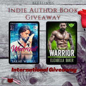 International Giveaway: Indie Author paperback giveaway
