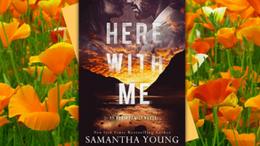 Review: Here with me by Samantha Young
