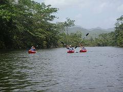 Belize Kayak