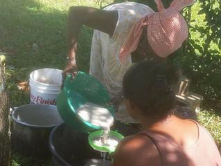 Garinagu Culture in Belize (Coconut Oil)