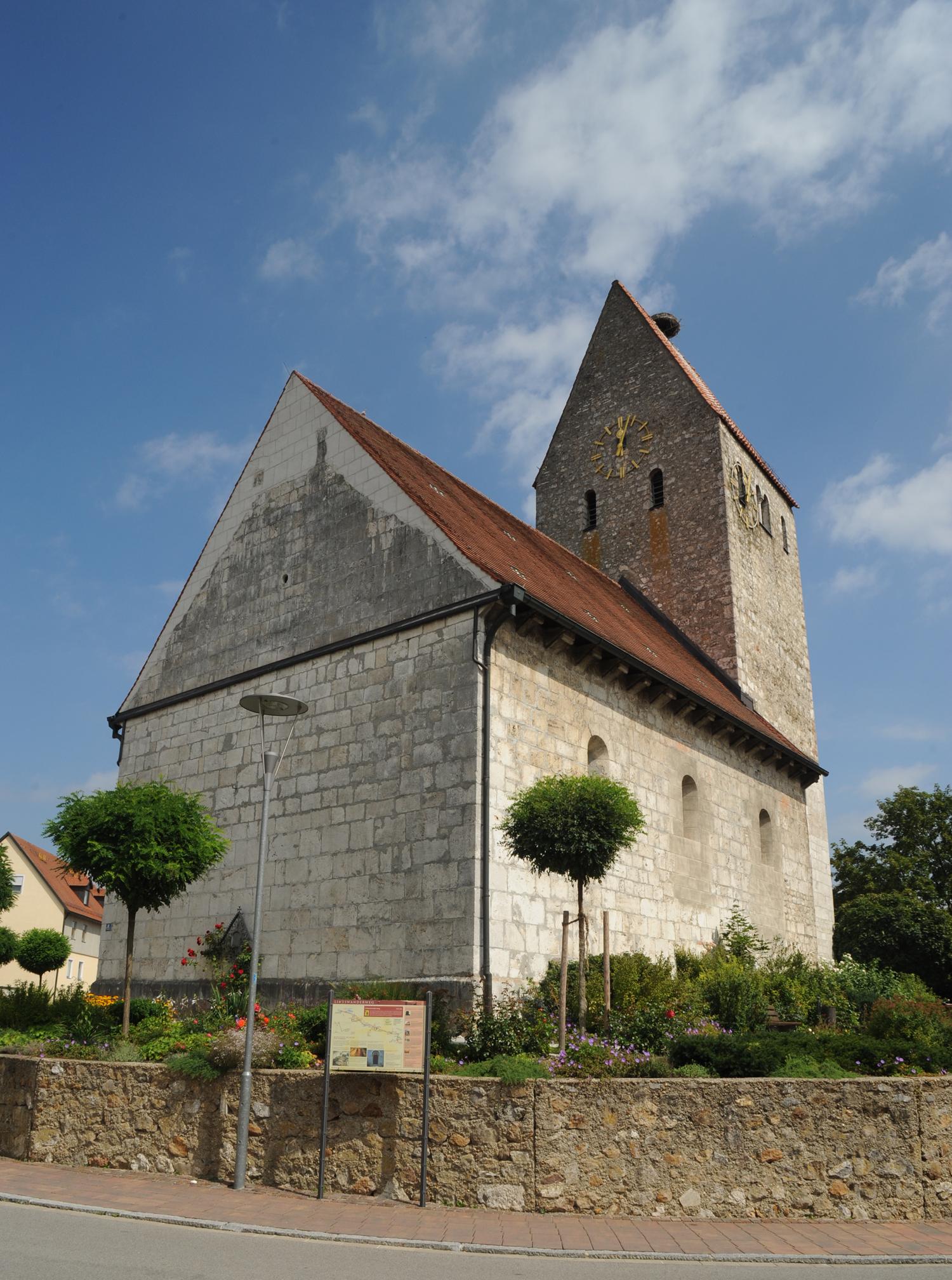 St. Andreas Kirche Bad Gögging