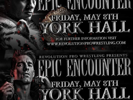 Tickets on Sale for Epic Encounter 2020