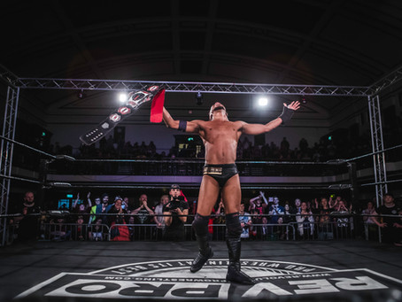 5 Possible Contenders for the Undisputed British Cruiserweight Championship