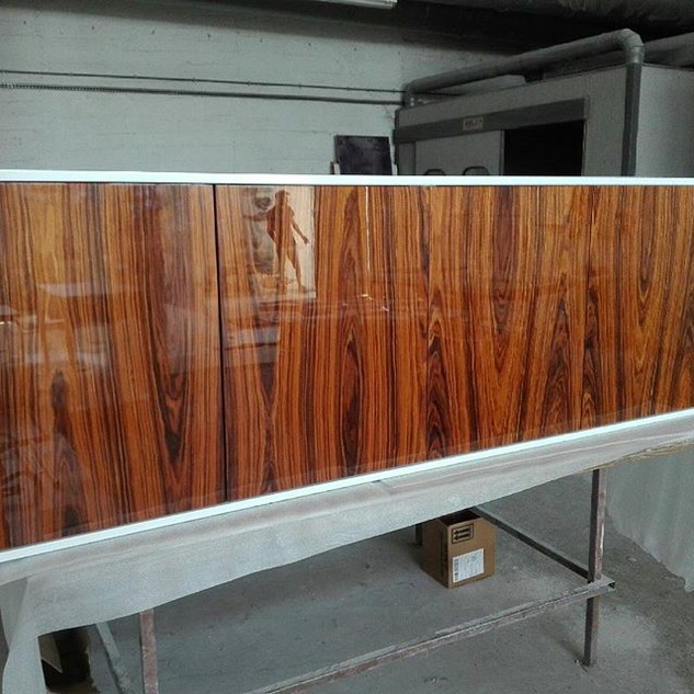 High gloss varnish made by #cadeiraoacab