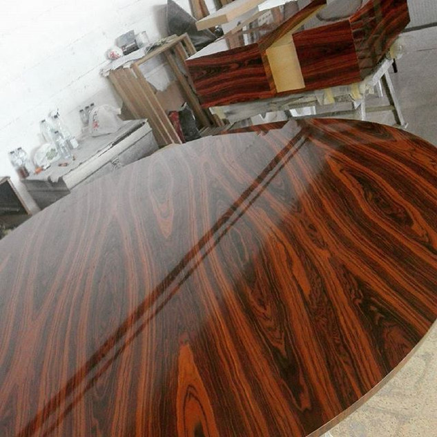 Real highgloss finishing for a dear clie