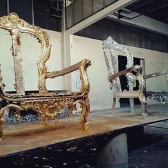 dba030bAX6p_#goldleaf #furniture #finish
