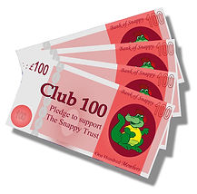 Snappy Club 100 Pledge