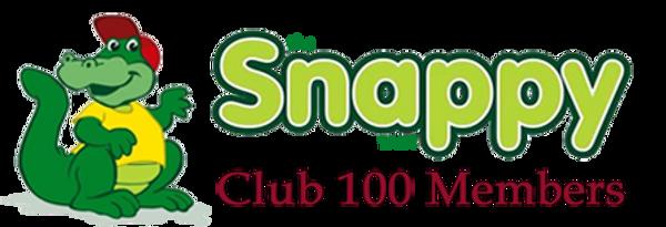 Snappy Club 100 Members