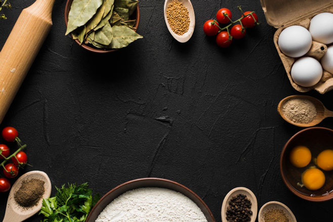 border-from-ingredients-cooking_23-21477
