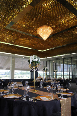 Can't miss this room! The Pakuranga Hunt Room is the only one we have with such an ornate ceiling