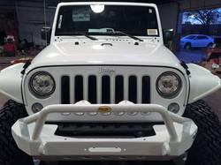 Smittybilt front bumper replacement