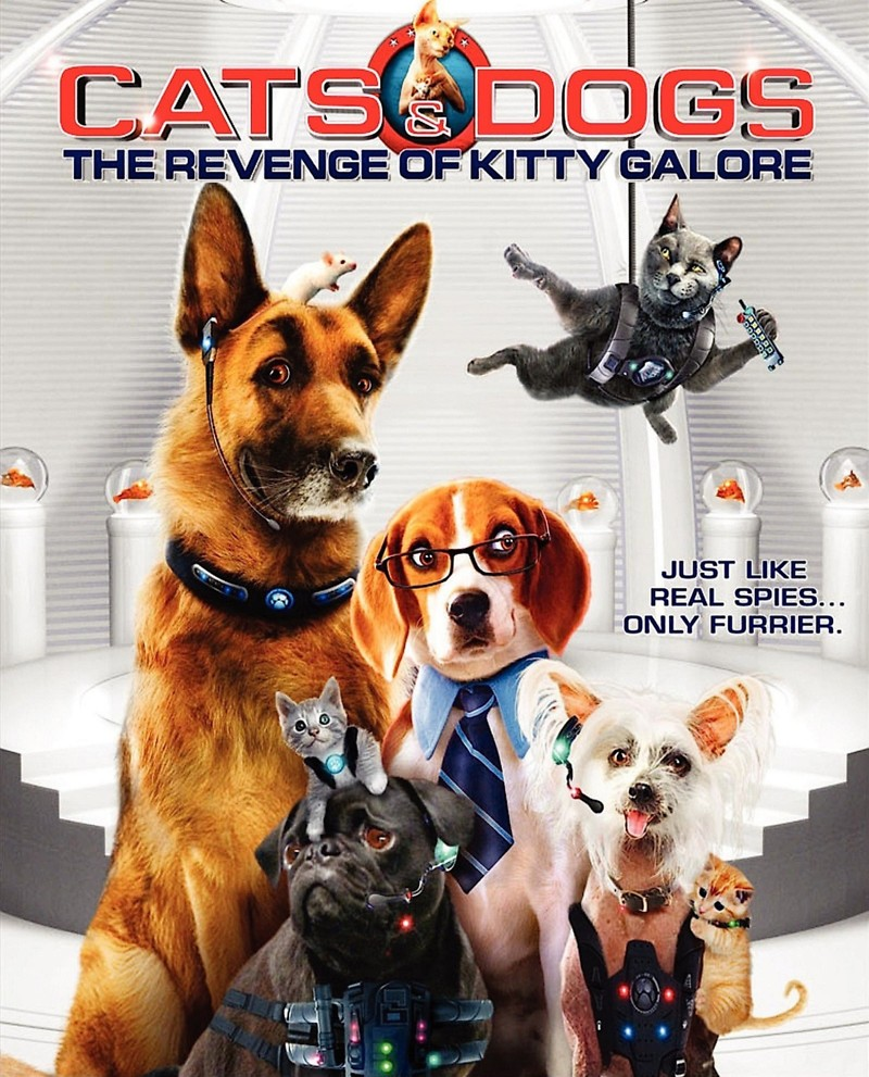 Cats and Dogs: Revenge of Kitty Galore