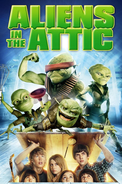 Aliens in the Attic