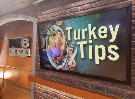 Thanksgiving Turkey & Stuffing with Chef Greene on Fox 6's Real Milwaukee