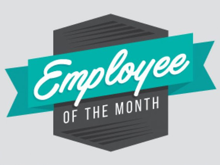 December Employee of the Month!
