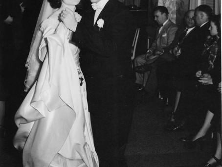 91 Years of Memories     Mr. & Mrs. Stiner