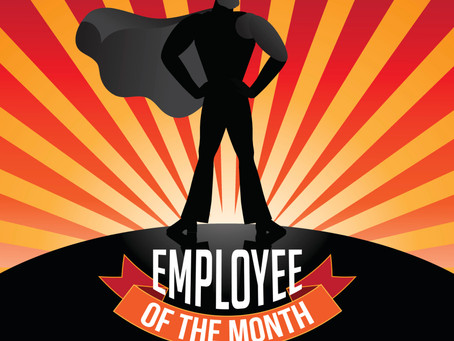 July Employee of the Month!