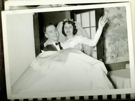 90 Years of Memories     Mr. & Mrs. Van Buskirk