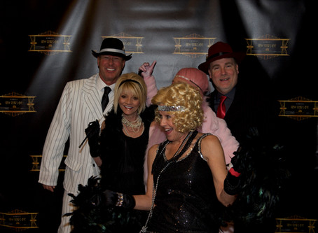 "We Kicked Off Our 90th Anniversary Year with ""A Roaring 20's New Year's Eve"" Bash!"